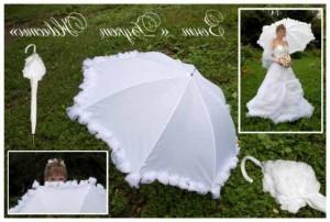 зонтик невесты своими руками