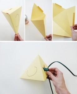 гирлянда своими руками бумажная