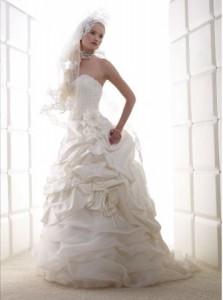 Украшение на шею для невесты