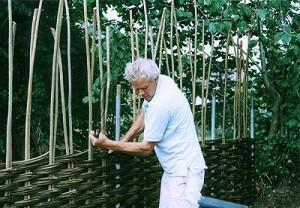 Садовые украшения своими руками