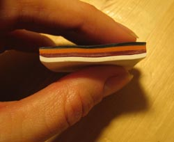 лепка из полимерной глины