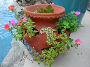 Украшаем частный двор