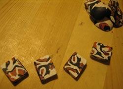 урок по лепке из глины