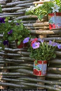 Поделки для украшения двора