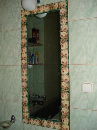 Рамки для зеркала своими руками фото