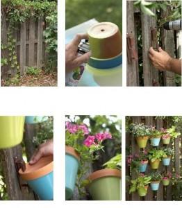 декорируем забор