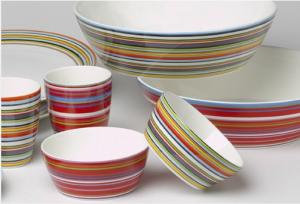 Как украсить тарелку