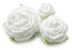 Бутоны роз для свадебного украшения