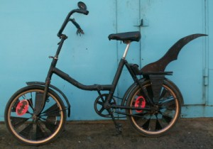 Украшаем велосипед