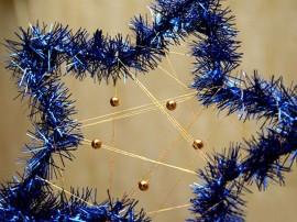 новогодняя звезда к Новому году