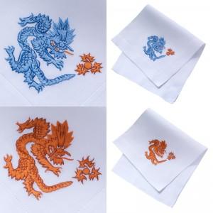 салфетки с драконами