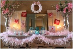 как украсить дом ко дню всех влюбленных