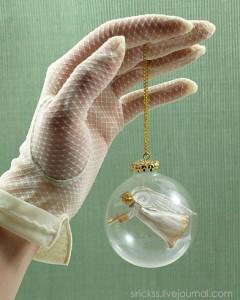 ангел своими руками на Рождество