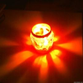 светильник Любви своими руками