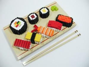 оригинальные суши-лего