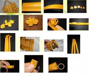 кожаные и замшевые браслеты своими руками