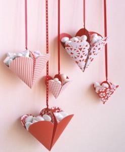 поделки ко дню всех влюбленных