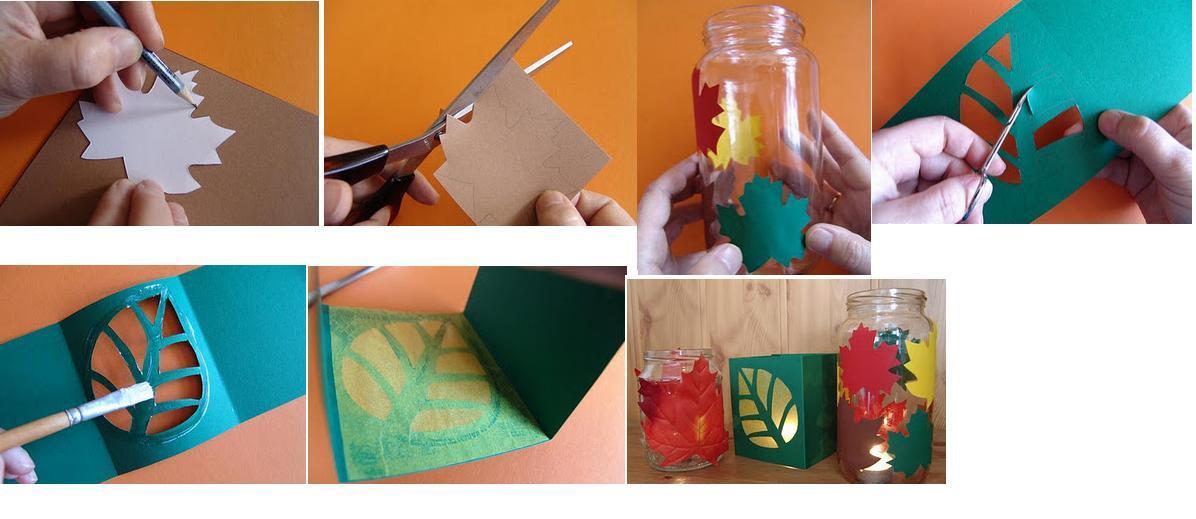 Как сделать фонарик цветным