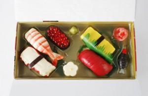 суши из шоколада