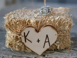аксессуары для обручальных колец на свадьбу