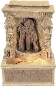 декоративный фонтанчик