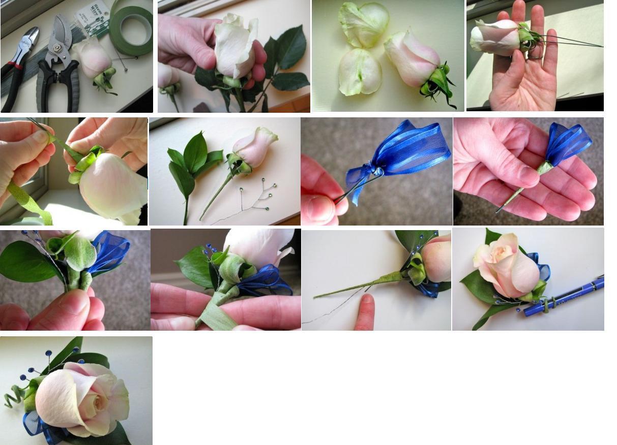 Свадебные мелочи, украшения и декор своими руками 19