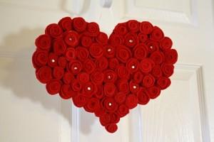сердце на день Валентина