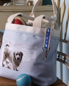 сумка с фотографией