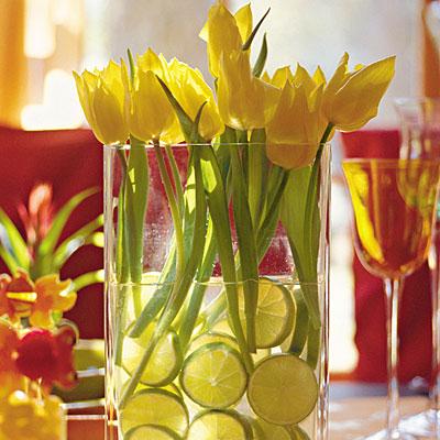 праздничный стол на 8 марта