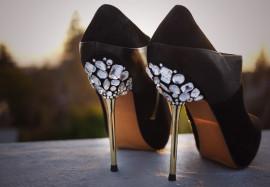 Мастер-класс: декорирование туфель
