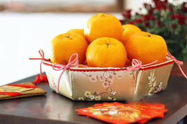 Красивая фруктовница