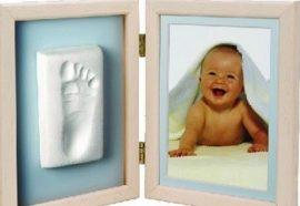 Отпечаток ноги и руки вашего ребенка