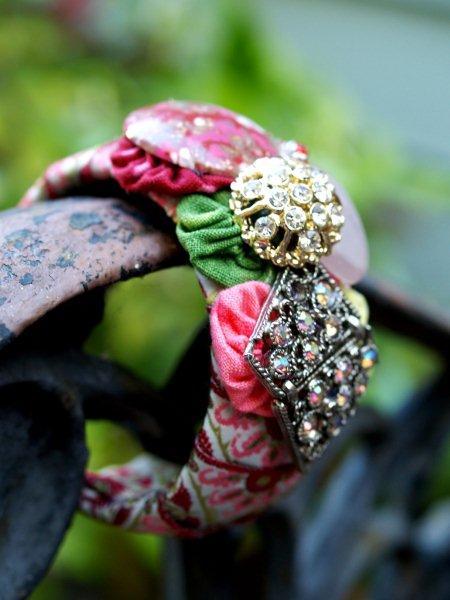 оригинальный браслет handmade