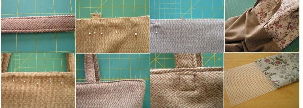 изготавливаем сумочку