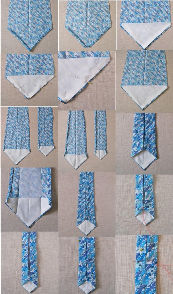 Шьем шторы галстук мастер класс своими руками #6