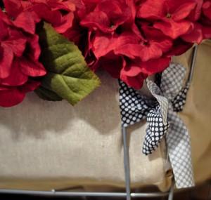 корзиночка для цветов