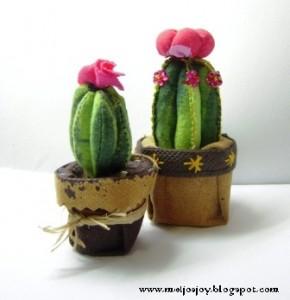 Декоративный кактус