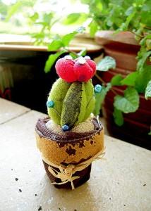 кактус искусственный