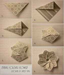декор оригами