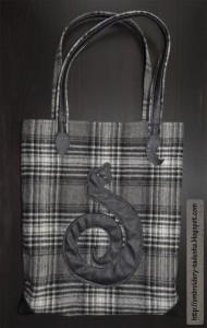 сумка змея своими руками