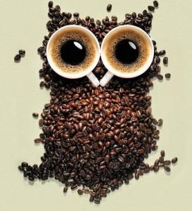 Обезьянка из кофейных зерен своими руками