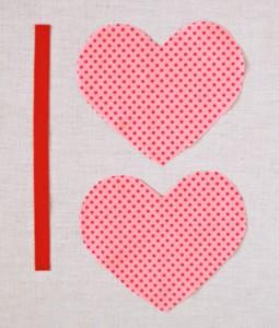 Выкроить сердце