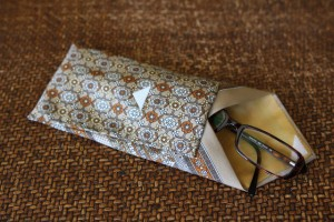 Чехол из галстука
