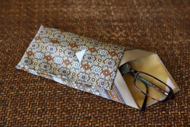 Чехол для галстуков своими руками