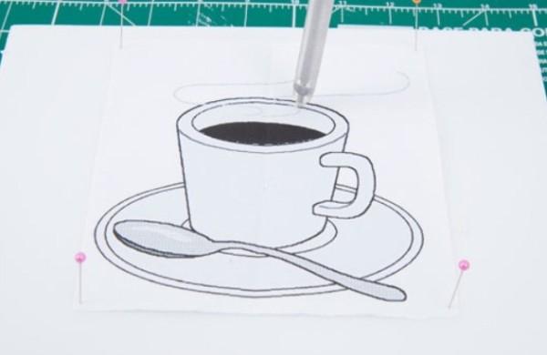 Как украсить чайную коробку
