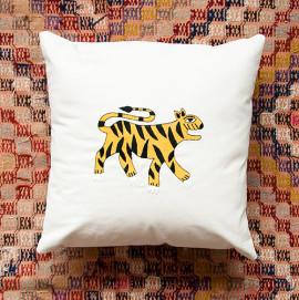 Декоративная роспись по ткани