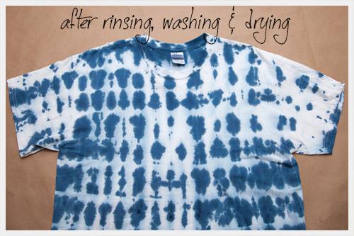 Как покрасить футболку