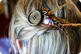 Украшения для волос хэндмэйд