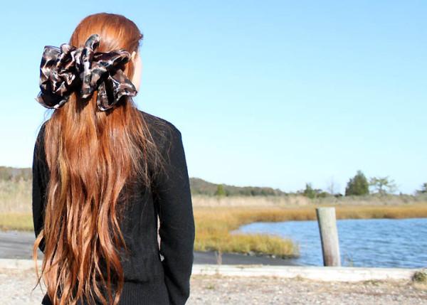 Украшения для волос своими руками