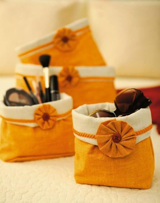 Декоративный мешочек своими руками
